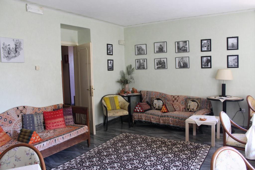sala ospiti hotel fuile e mare